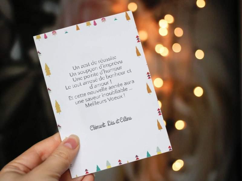 modele de lettre de voeux pour la nouvelle annee - Modele ...