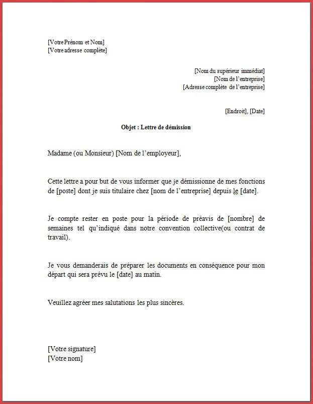 modele lettre resiliation assurance maladie suisse - Modele de lettre type