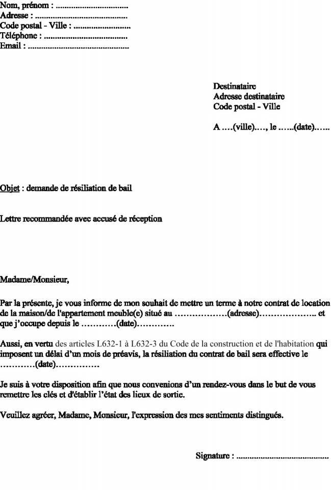 procuration bail locatif - Modele de lettre type