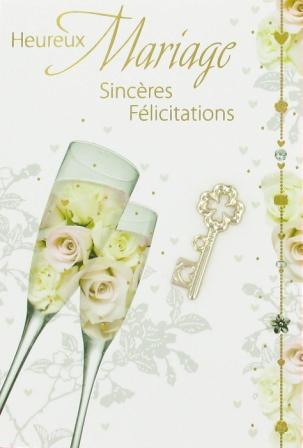 sincere felicitation mariage - Modele de lettre type